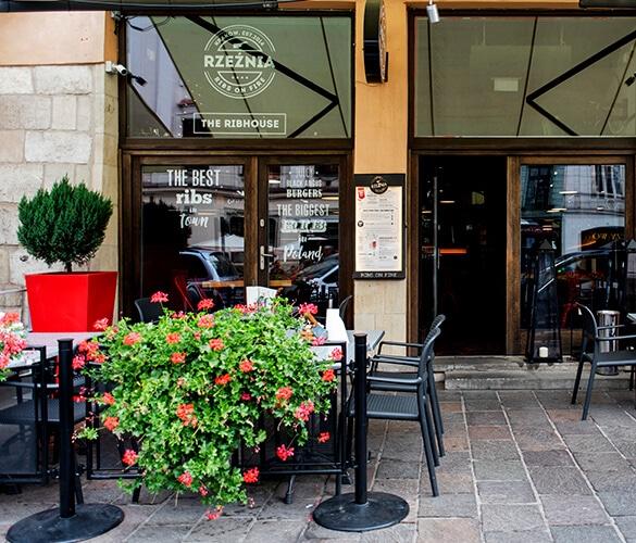Restauracja Rzeźnia Plac Dominikański